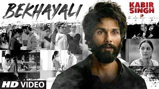 Bekhayali – Sachet Tandon – Kabir Singh