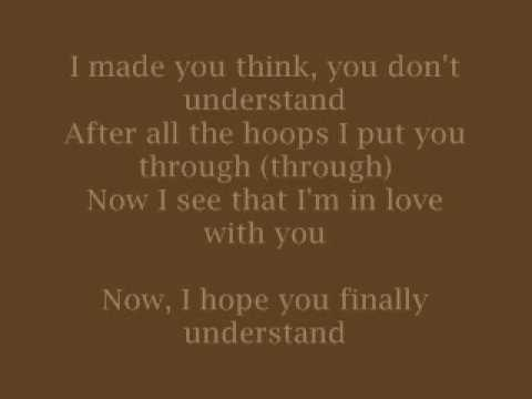 Christina Aguilera - Understand w/lyrics