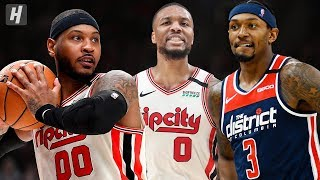 Washington Wizards vs Portland Trail Blazers - Full Game Highlights   March 4, 2020 NBA Season