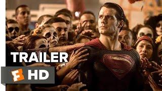 Batman v Superman: Dawn of Justice (2016) Trailer – Henry Cavill, Ben Affleck Movie HD