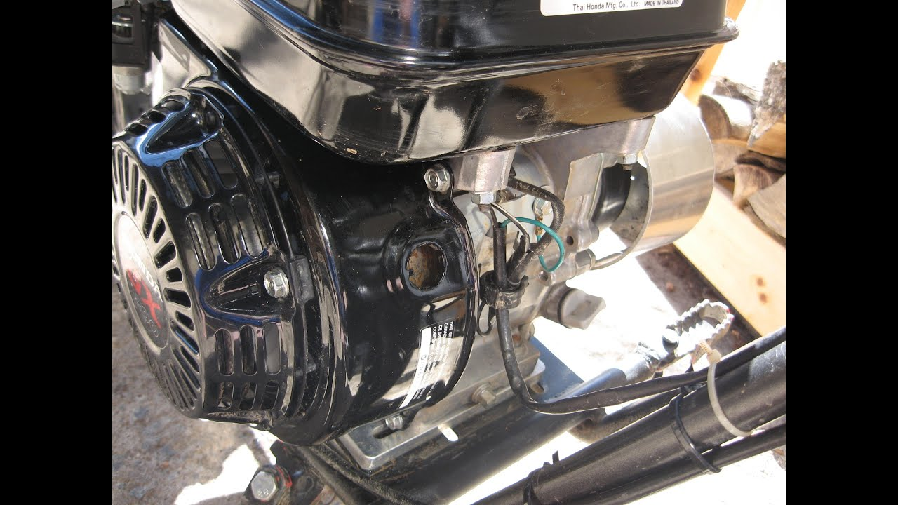 How To Disable Low Oil Sensor On Honda Gx200 And Clones