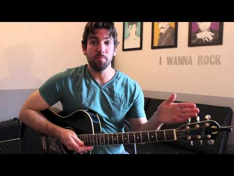 Baixar Moby & Wayne Coyne - The Perfect Life (Guitar Chords & Lesson) by Shawn Parrotte
