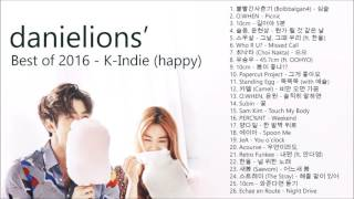 ♫ danielions' Best of 2016 - K-Indie (happy)