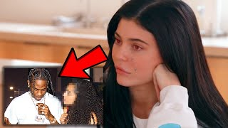 Kylie Jenner Reacts To Travis Scott Cheating…