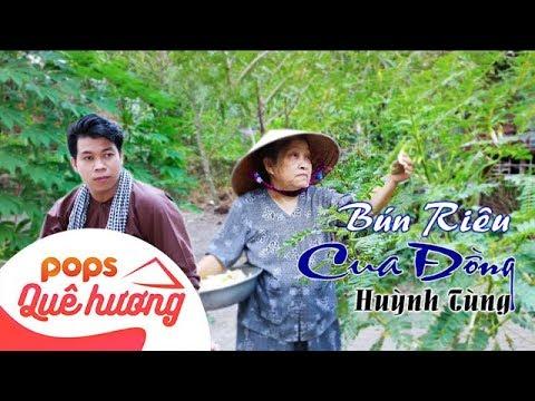 Bún Riêu Cua Đồng | Huỳnh Tùng