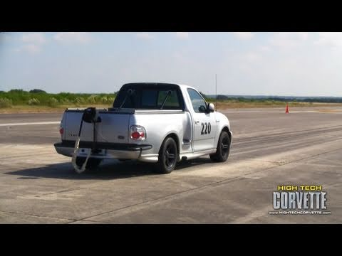 Fast Trucks - The Texas Mile - October 2010