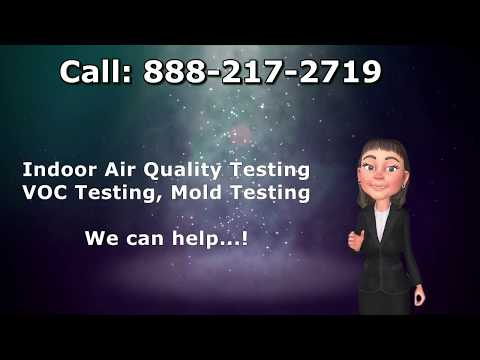 Indoor Air Quality Testing Orange County CA