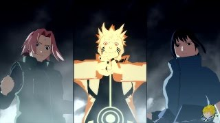Naruto Shippuden: Storm Revolution - All Combo Ultimate Jutsus/Ougis【FULL HD】