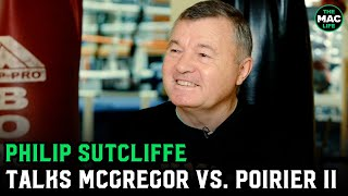 "Phil Sutcliffe from Crumlin Boxing Club on Conor McGregor: ""He's the Muhammad Ali of the UFC"""