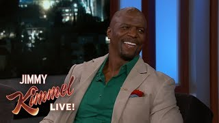 Terry Crews on Brooklyn Nine-Nine Cancelation