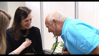 Heart Transplant Recipient Meets Donor Family For The First Time