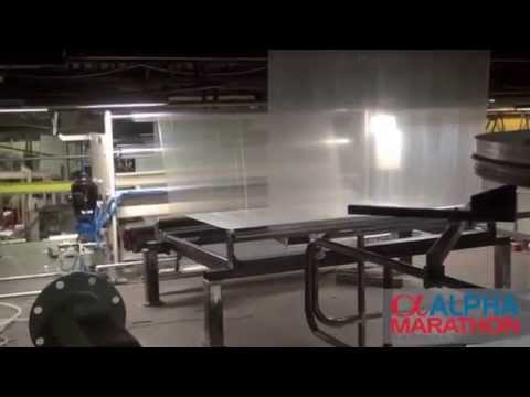 Fully Automatic 3 Layers Blown Film Line