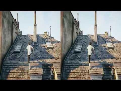 Assassins Creed Unity PC Android Cloud VR Samsung Galaxy S4 Google Cardboard PC TriDef Splashtop