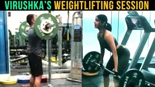 Watch: Anushka, Kohli Accepting Workout Challenges In the ..