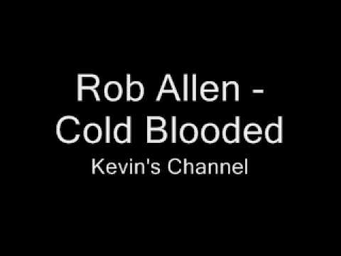 Rob Allen - Cold Blooded (2010) + Download Link