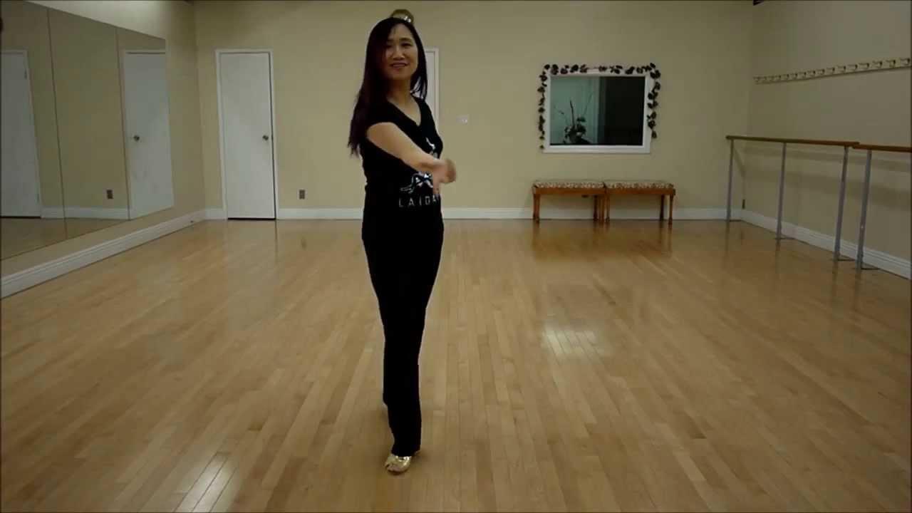 Clarity - line dance by Rhoda Lai