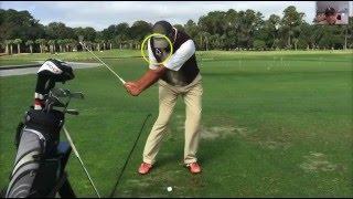 Senior Golf Lessons: 2/6 Backswing