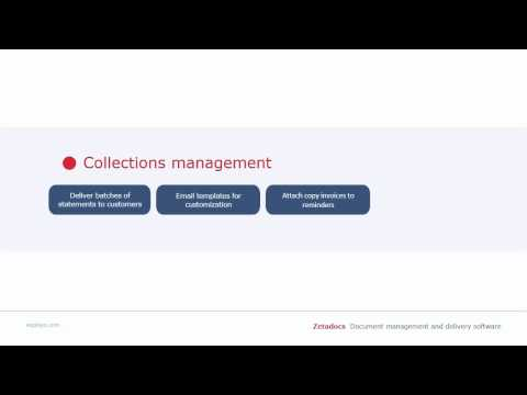 Zetadocs Collections Management 2015