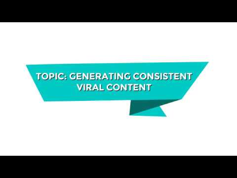 Free Advice - How to create Viral Ads, content and marketing videos!