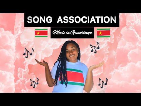 SONG ASSOCIATION en Créole / THATSSOKASSIE ?