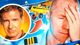 Harrison Ford Lands on Taxiway | ATC vs Pilots