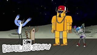 Regular Show | Robot Rap Battle | Minisode | Cartoon Network