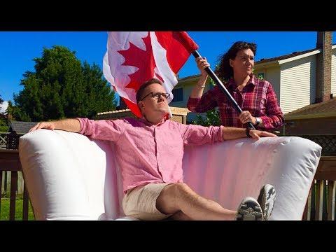 Neighbours: Explaining Canada Day to America