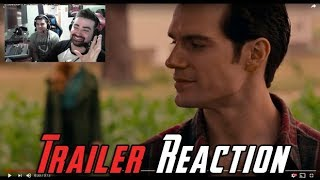 Justice League Final Trailer Reaction