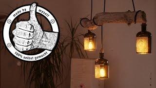 Jack Daniels Lampe Selber Bauen Diy How To Anleitung
