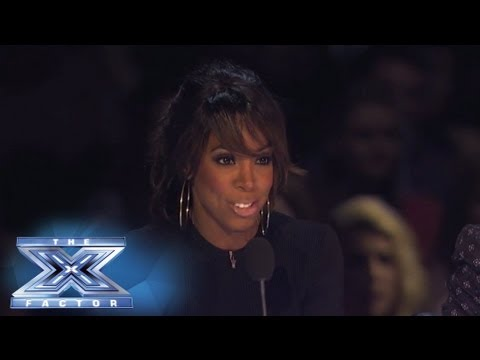 Kelly Flirts With The Boy Contestants - THE X FACTOR USA 2013 - Smashpipe Entertainment