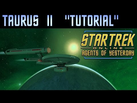 Star Trek Online: Agents of Yesterday - Tutorial