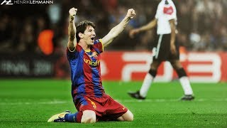 Lionel Messi's ICONIC Performance vs Manchester United | 28.05.2011