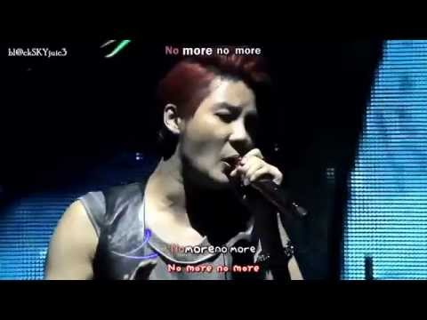 JYJ - So So LIVE (Membership Week 2014) [hangul / roman / eng sub]