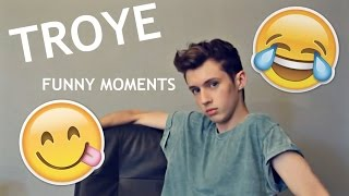 Troye Sivan - Funny Moments