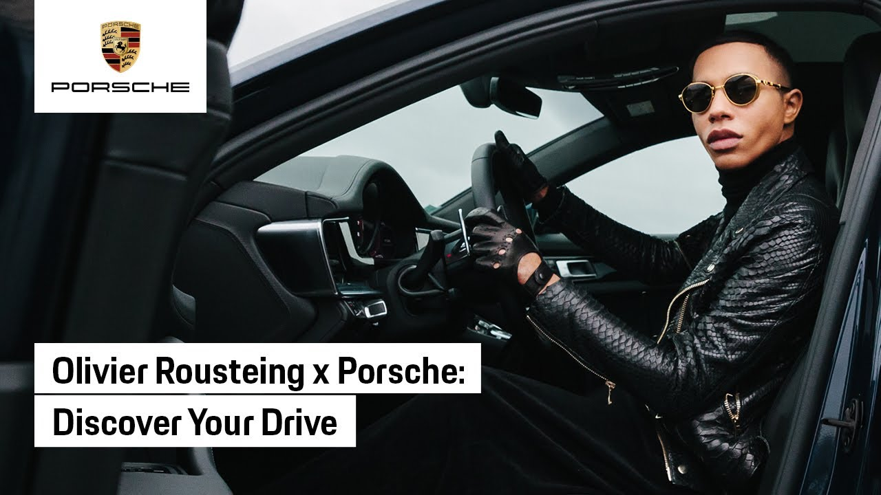 """Videoserie """"Drive Defined"""" mit Olivier Rousteing"""