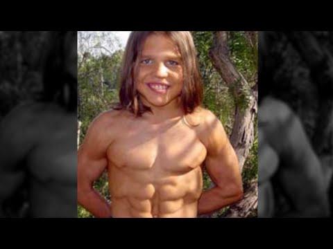 """Како изгледа денес мускулестото дете кое го нарекуваа """"Херкул""""?"""