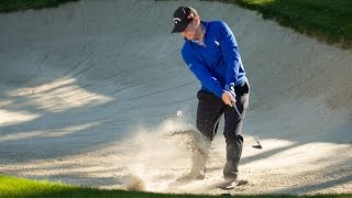Tom Watson's Keys to Hitting Out of a Greenside Bunker