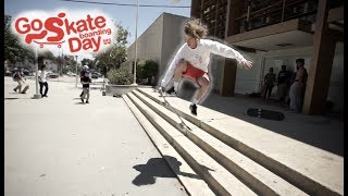 Go Skate Day with Danny Duncan!