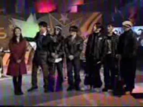 H .O.T on SBS special program