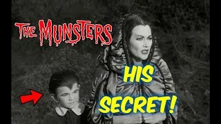 THE MUNSTERS--Butch Patrick's OFF-SET Secret That You Probably DIDN'T Know About!