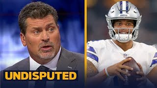 Mark Schlereth says the Dallas Cowboys should be very concerned | NFL | UNDISPUTED