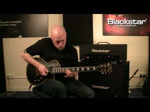 Blackstar HT-100 Stage 100 Watt Guitar Amplifier Head