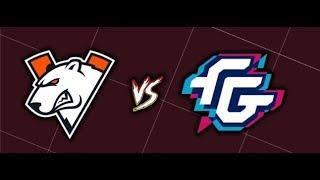 Dream League 11   Stockholm Major   Opening matches   Virtus.Pro vs Forward Gaming - Game 1