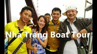7 USD Boat Tour Nha Trang. Visit Vietnam