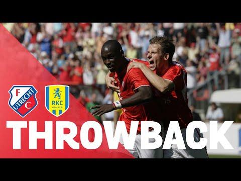 THROWBACK | FC Utrecht - RKC Waalwijk (2006/2007)