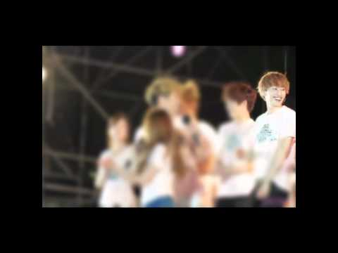 Yoona(SNSD) & Eunhyuk(Super Junior) Moments - SMTOWN in Taiwan