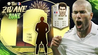 WE PACKED A WALKOUT! (THE ZIDANE ZONE)