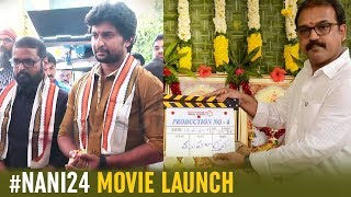 Nani 24 Movie Launched- Kartikeya..
