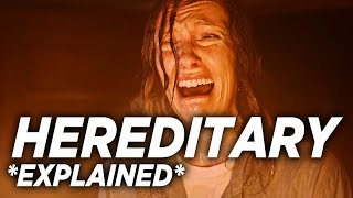 Hereditary Explained | Understand Ending & Theories - Spoilers | Loyalty Cup