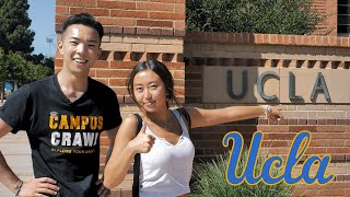 What's It Like Studying at UCLA? | A Day In the Life At UCLA Vlog